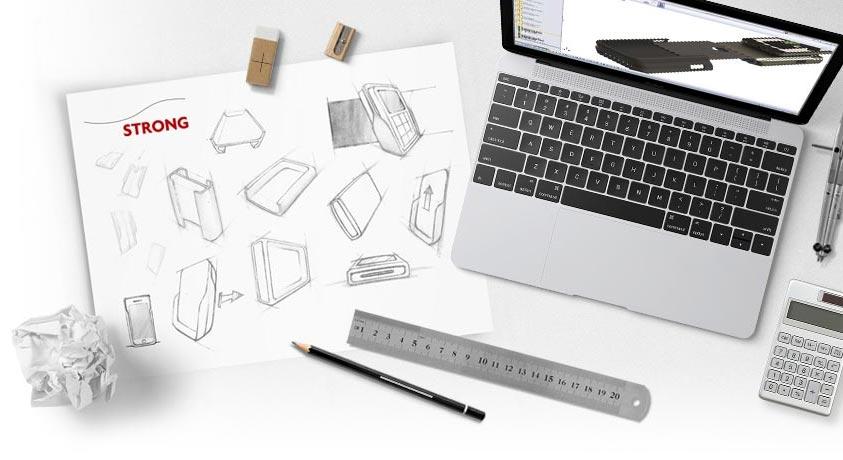 3D Modelling & CAD Design