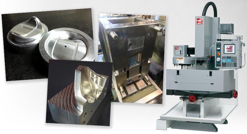 CNC Machining & Custom Machine Shop